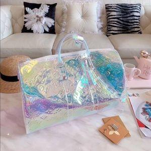 Louis Vuitton prism kepall bag